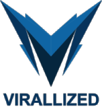 Virallized Instagram Growth Service 150px transparent PNG logo